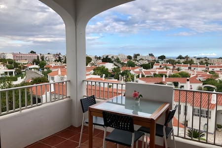 Wonderful apartment in Albufeira with see view
