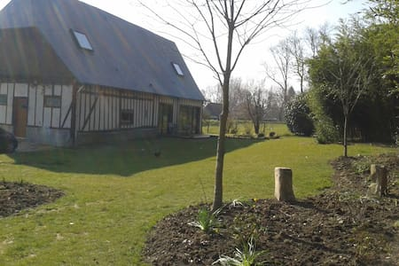 Maison Sassetot le Malgardé - Sassetot-le-Malgardé