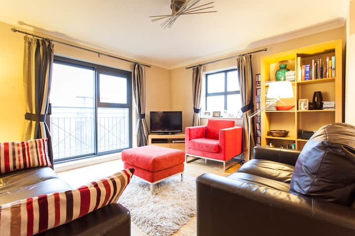Room in City Centre Apartment