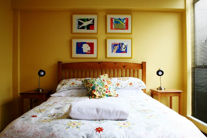The Heart of Johannesburg, Central and Cosy - Johannesburg - Apartment