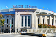 The world famous Yankee Stadium is only 2 subway stops away from the building.