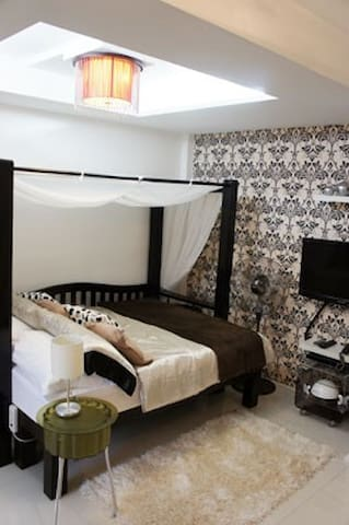Zen Type Studio Tomas Morato Q C Apartments For Rent In