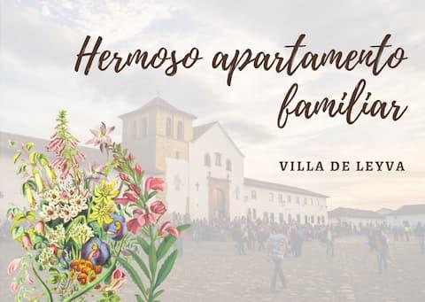 Hermoso apartamento familiar en Villa de Leyva