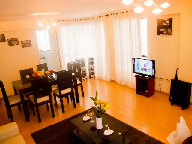 KM Apartments Vacation Rentals - Cuzco - Apartament
