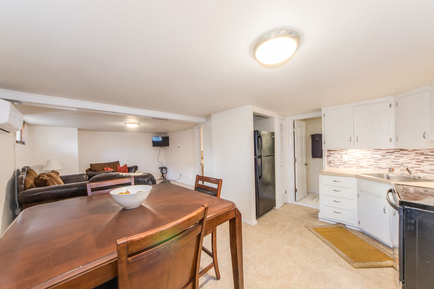 Basement apartment creating an airbnb worthy basement with basement - Basement Flat In Vintage Neighborhood Apartments For Rent In Tulsa Oklahoma United States