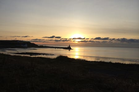 Self catering Port Logan south west Scotland