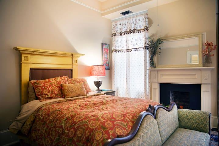 Siena's Chambers on Forsyth Park - Savannah - Huis