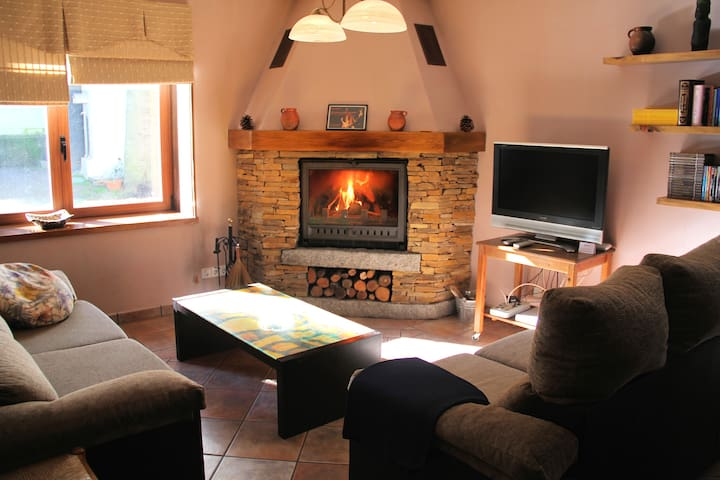 Chalet casa Honorato - San Rafael  - Alpstuga
