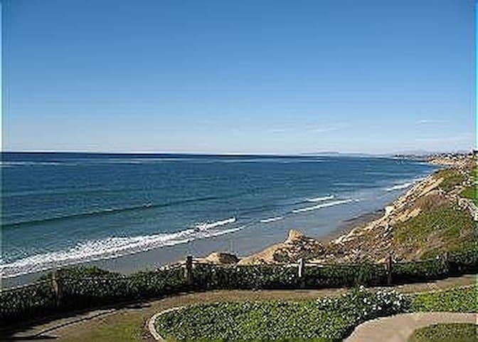 Premiere Solana Beach Bluff Condo!  - 索拉納海灘 - 公寓