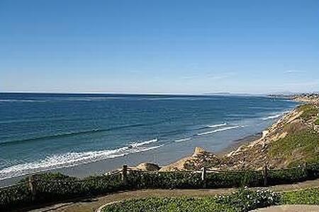 Premiere Solana Beach Bluff Condo!  - 索拉纳海滩 - 公寓