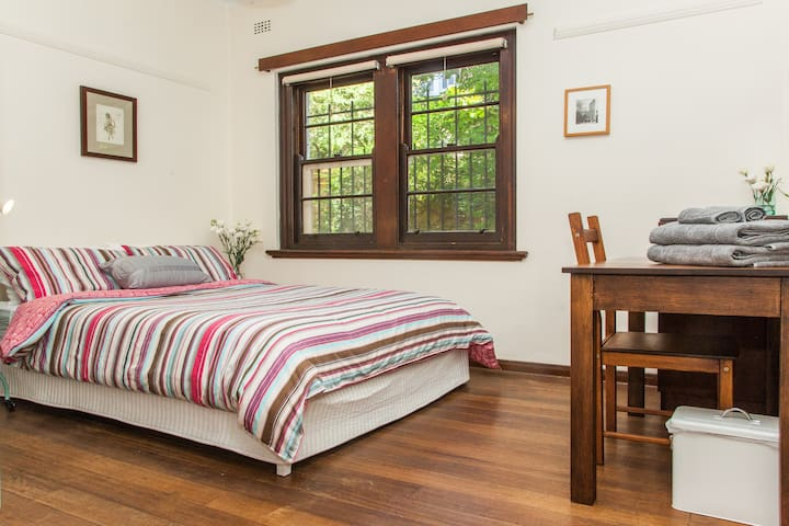 Art Deco charm, South Yarra - South Yarra - Apartment