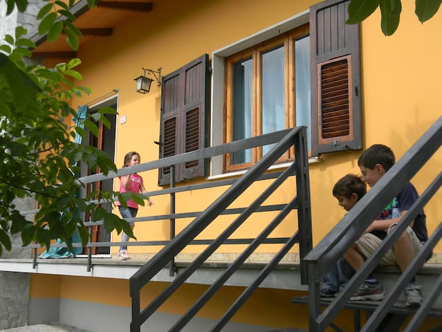 RIGENERARSI IN GARFAGNANA - Varliano - วิลล่า