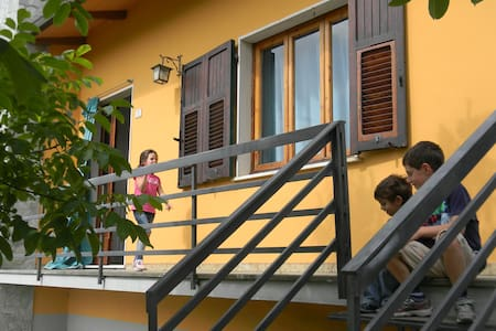 RIGENERARSI IN GARFAGNANA - Varliano - Villa