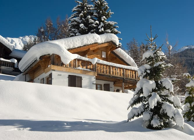 Contemporary, Luxury (Ski In/Out) - Bagnes - Haus