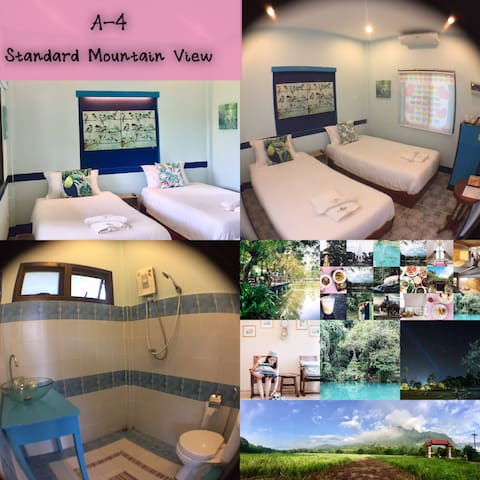 A4 @ The Teak Resort