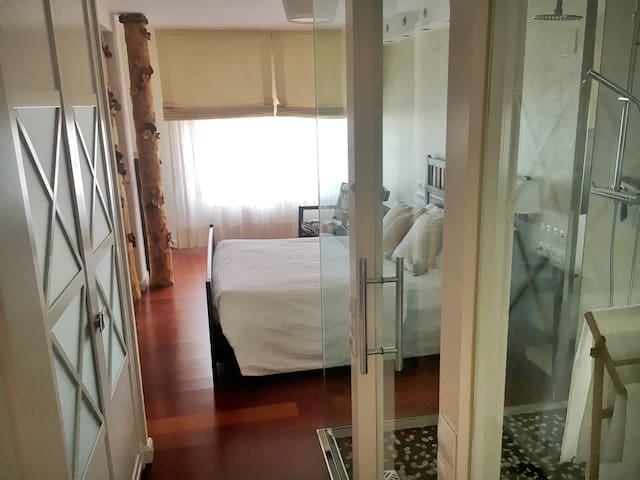 Cerca del centro, parking y wifi - Zaragoza - Appartement