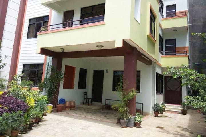 Flat for family at a peaceful area in Kathmandu