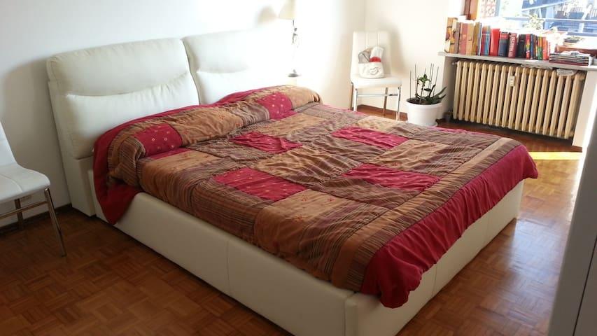 Stanza luminosa nel cuore di Moncalieri - Moncalieri - Apartament