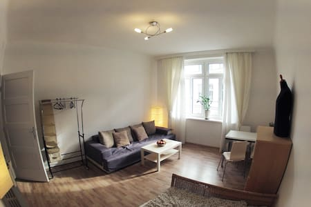 Big room in a modern flat near the city centre - Vienna - Lejlighed