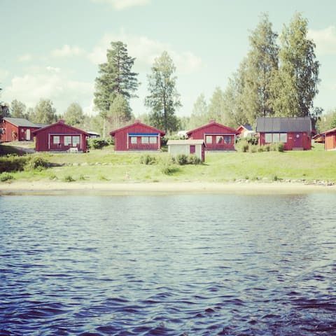 Sweet lakeviewhouse. - Torsby - Rumah