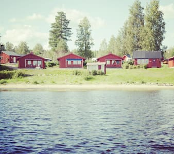 Sweet lakeviewhouse. - Torsby