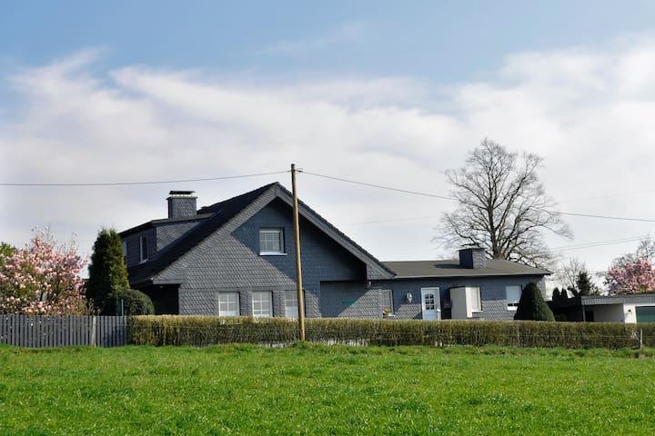 Ferien auf dem Land - Ferienwohnung Schultenhof