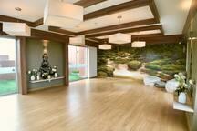 Cuarto de meditación / Meditation room