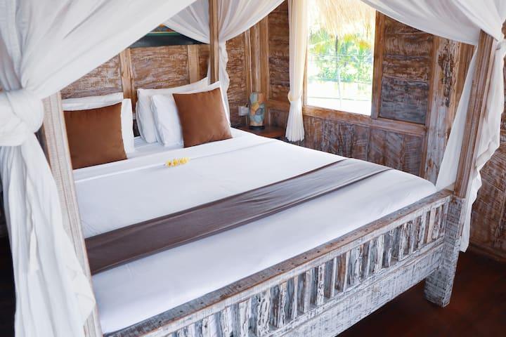 One bedroom Bungalow at Ubud