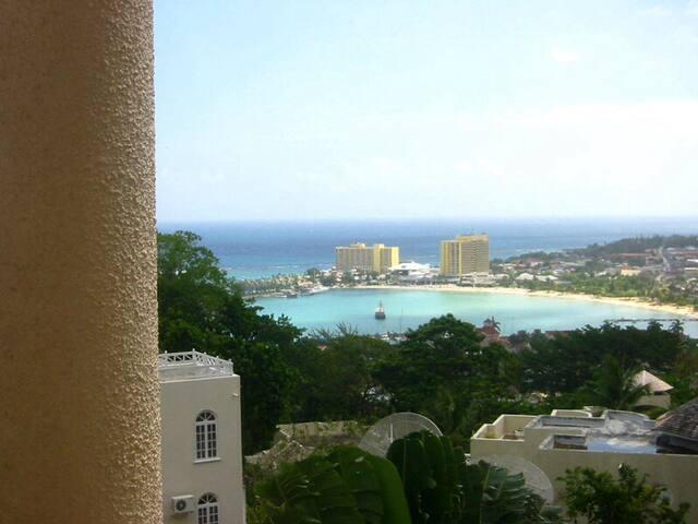 Ocean View Condo in Ocho Rios