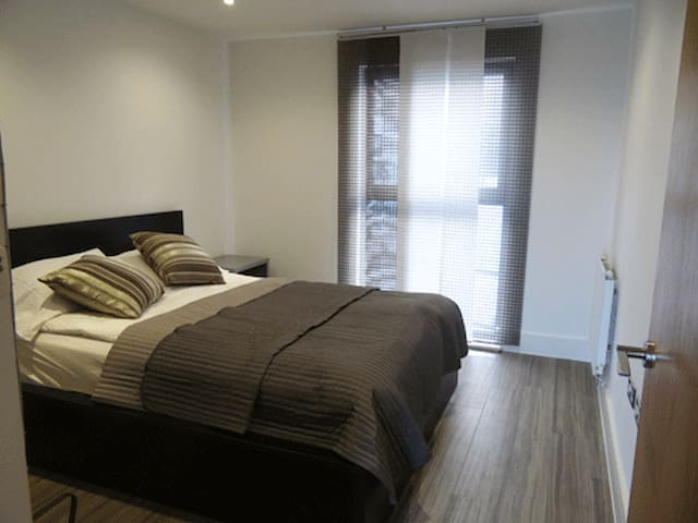Modern 1 Bed Apartment in Brighton Flat 18