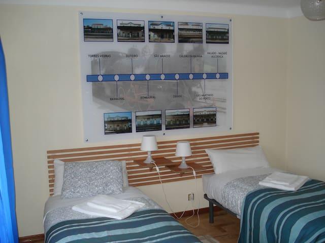 Apartamento c/ 3 Quartos Bombarral - Vale Covo - Appartement