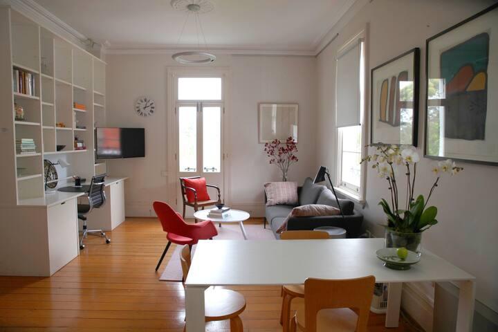 Leafy Woollahra luxury apartment - Woollahra - Apartemen