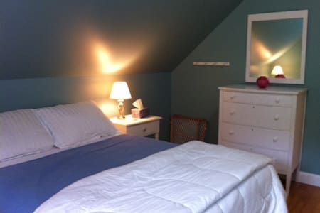 Great overnight bed & bath. - Granville - Talo