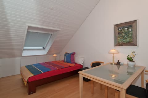 Bed and Breakfast - cosy atmosphere