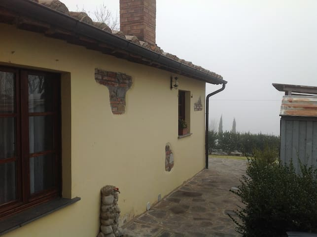Casa Vieniche di Panicale quiete e  - Panicale - Huis