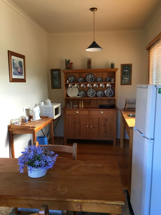 Country Kitchenette