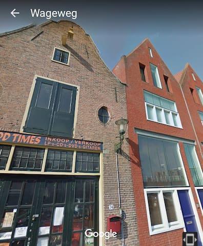 Oase van rust in een  bruisende stad! Alkmaar-C