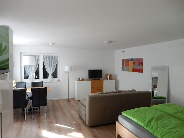 Modern Studio-Flat 40m2 in central switzerland
