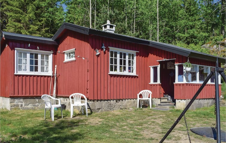 Holiday cottage with 1 bedroom on 40m² in Arendal