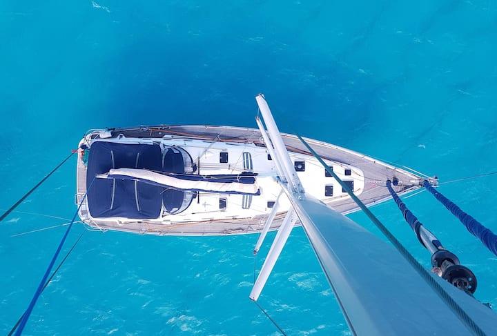 Experiencia en el caribe con aislamiento natural.