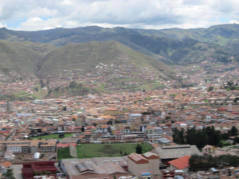 La ciudad de Cusco es maravillosa, mágica e incomparable!