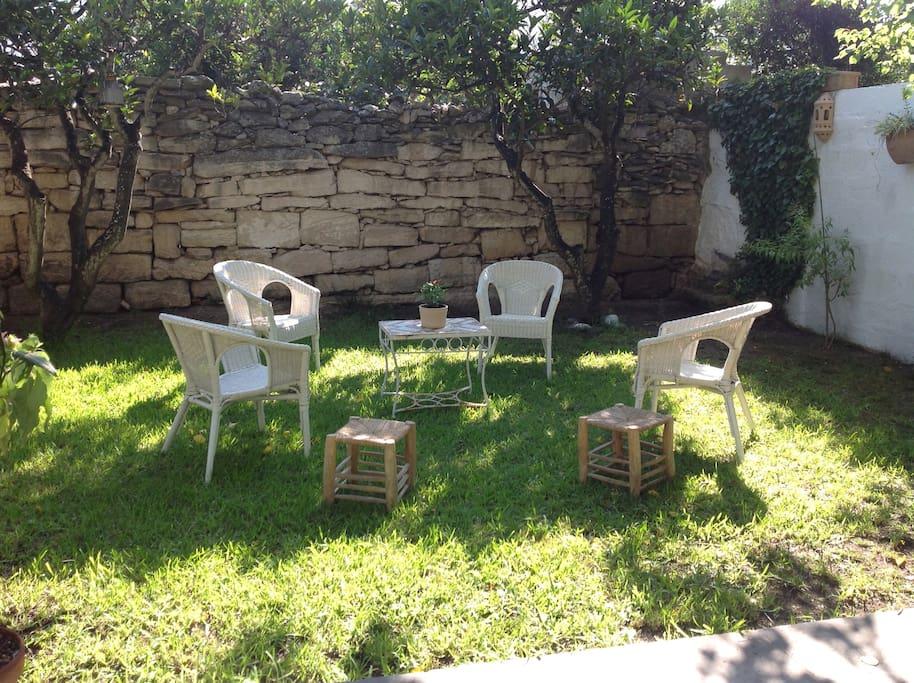 Casa salentina con giardino case in affitto a marittima - Casa con giardino milano ...