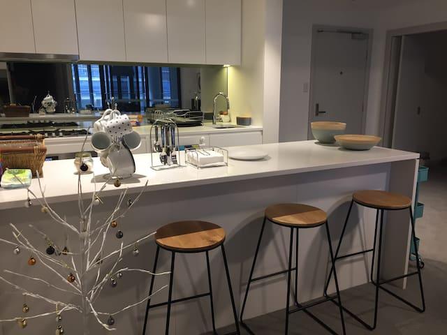 BRAND NEW 3 BEDROOM LUXURY APARTMENT FOR FAMILY - Parc Olímpic de Sydney