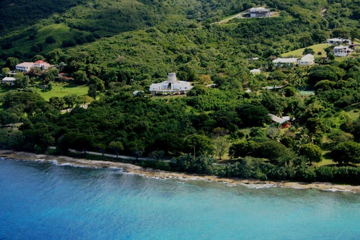 Extraordinary and Serene Villa - Frederiksted - House
