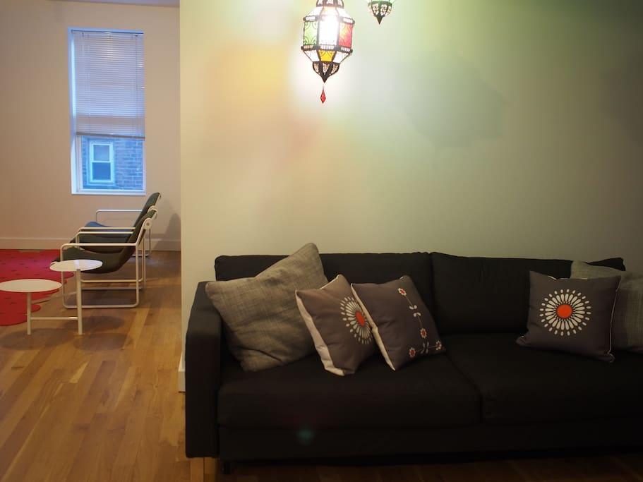 heart of downtown manhattan wohnungen zur miete in new. Black Bedroom Furniture Sets. Home Design Ideas