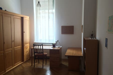 calm and easy private room - Wohnung