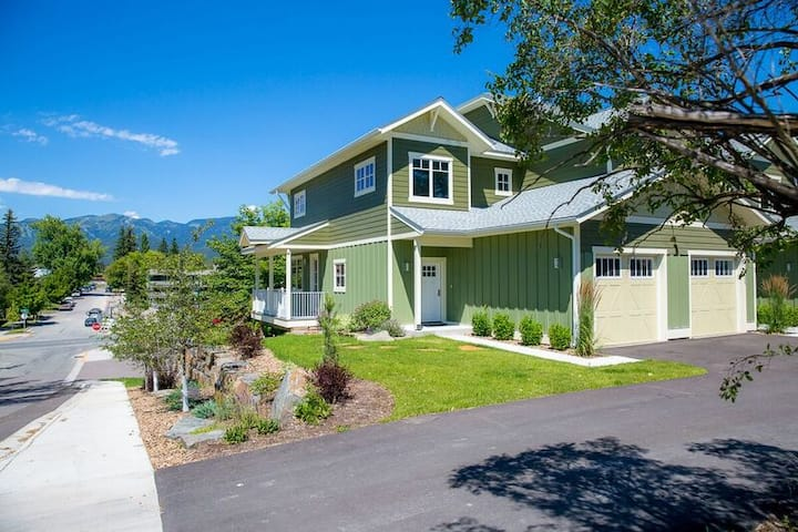 New Downtown Whitefish Condo