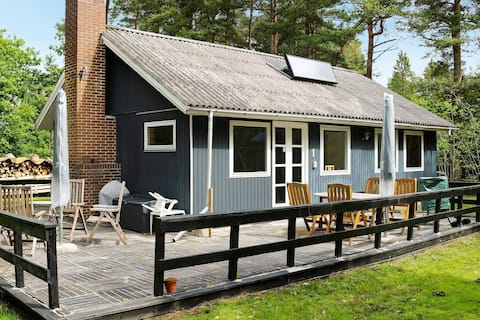 6 person holiday home in Hadsund