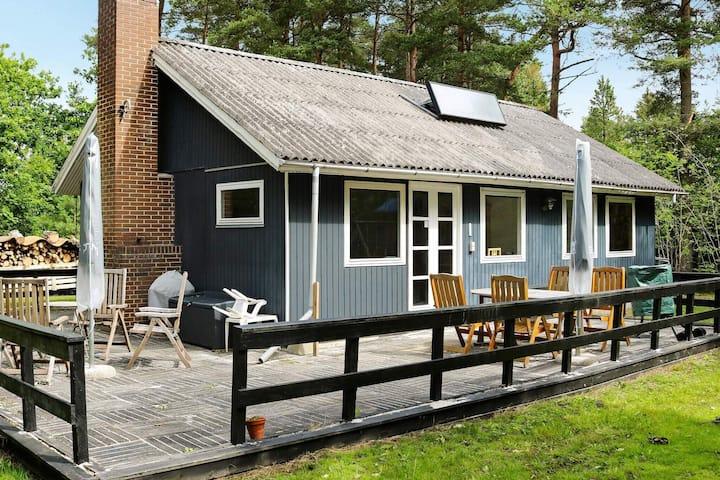 6 persone case ad Hadsund