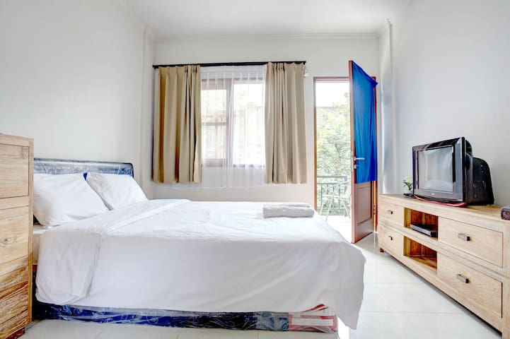 Affordable Studio Apt in Seminyak - Kuta - Daire